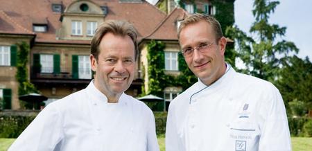 Dieter Müller és Nils Henkel, a Michelin-csillagos szakácsok