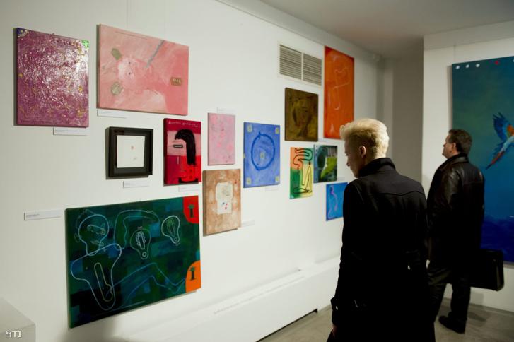 A Wahorn-kiállítás