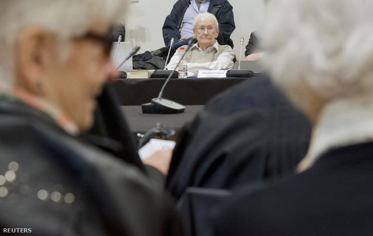 Legalább 300 ezer ember meggyilkolásában találta bűnrészesnek a bíróság Oskar Gröninget