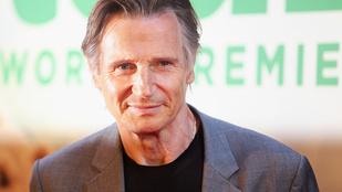 Liam Neeson a felesége halála után 7 évvel újra szerelmes, de nem árulja el, kibe