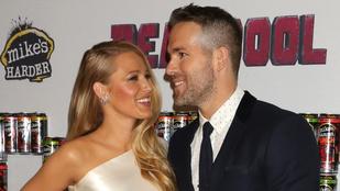 Blake Lively és Ryan Reynolds több mint egy év kihagyás után volt újra együtt vörös szőnyegen