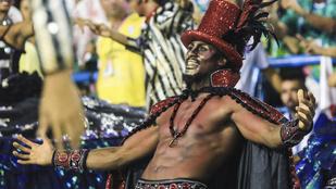 Ők izomból tolták a karnevált