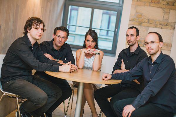 Sapszon Orsi Quintet