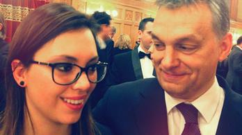 Titokban lehallgathatták Orbán Ráhelt, amikor turisztikai terveit ismertette