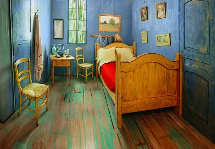 Van Gogh szobája az Airbnb-n 3