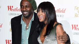 Állítólag Naomi Campbell miatt hagyta ott a családját a Luther színésze