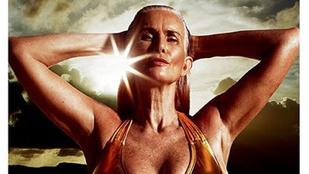 Ismerje meg a Sports Illustrated legidősebb bikinimodelljét!