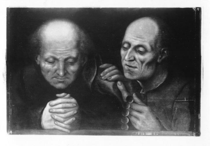 Két ájtatos öreg férfi Leuven 1466 – 1530 Antwerpen