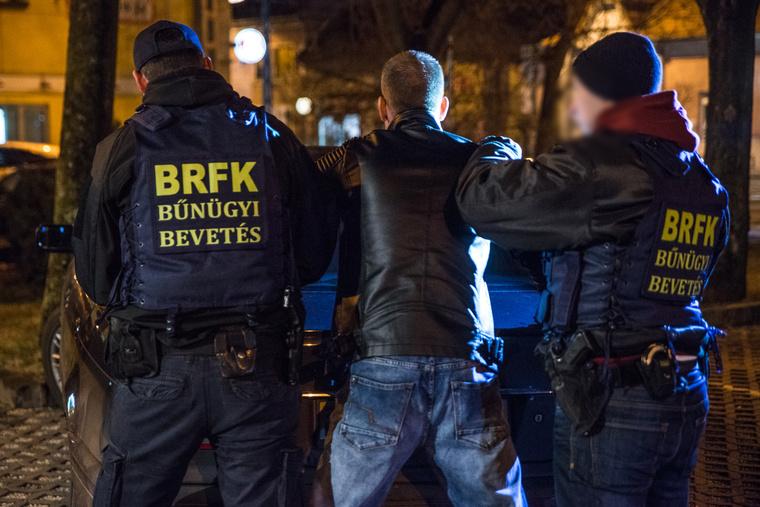 B. Norbertet a rendőrök 2016. február 10-én 19 óra 40 perckor Budapesten a XVIII. kerületben elfogták.