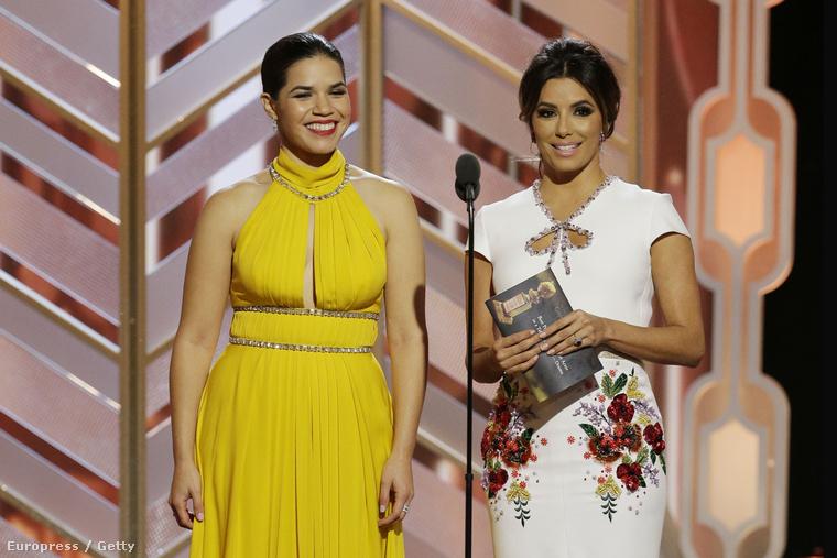 America Ferrera és Eva Longoria közös szereplésének sikere alapján sokan arra tippelnek, hogy lesznek ők még együtt műsorvezetők valahol.