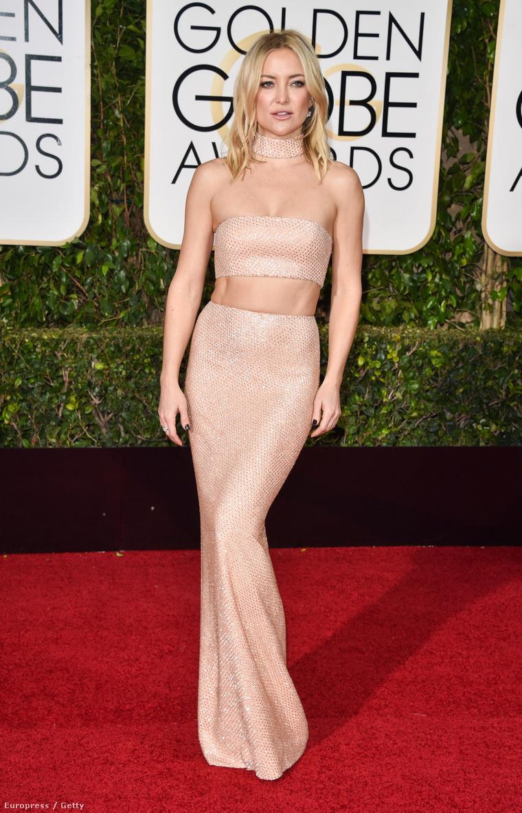 Kate Hudson a buli másnapján kénytelen-kelletlen visszaadta a ruháját és az ékszereit.