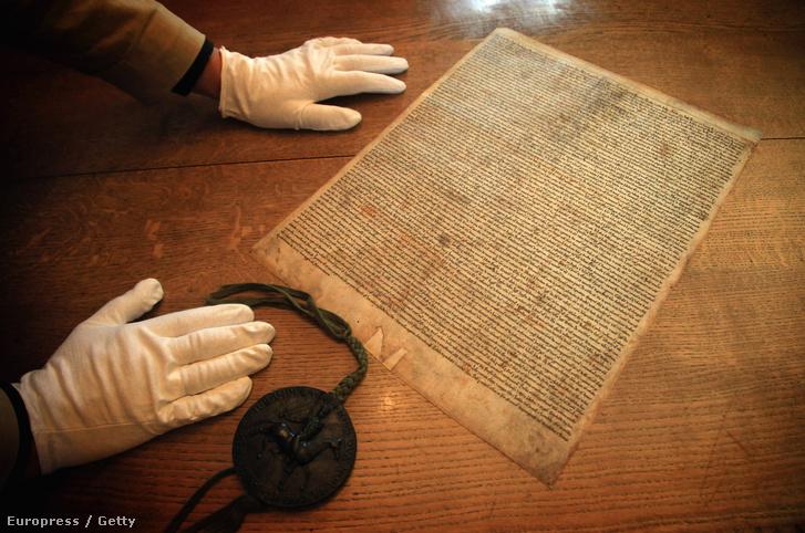 A Magna Charta