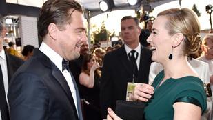 Elolvad a szív: DiCapriót így dicséri Kate Winslet