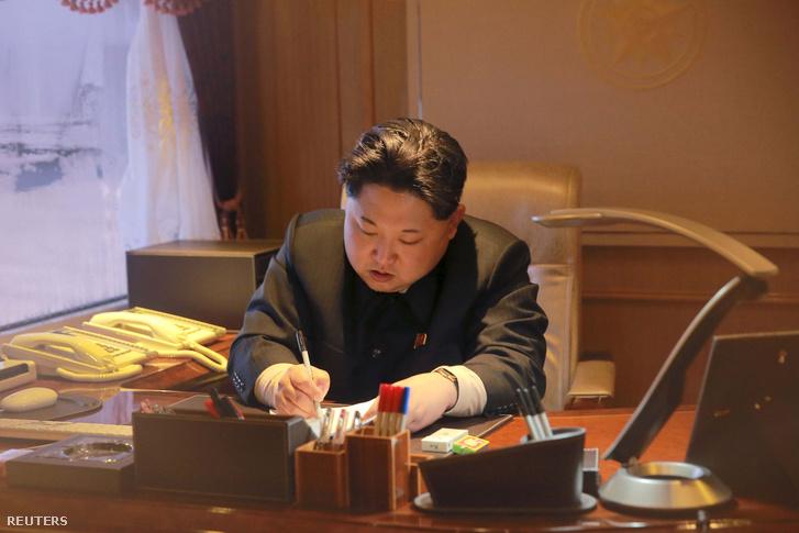 Észak-Korea hadüzenetnek minősítette a dél-koreai válaszlépést