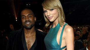 Kanye West undorítóan beszélt Taylor Swiftről, Swift bátyja csúnyán bepipult