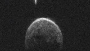 UFO-landolásra utaló felvétel készült egy Földhöz közeli aszteroidánál