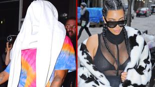 A hét esztétikai mélypontját ismét Kardashianék jelölték ki