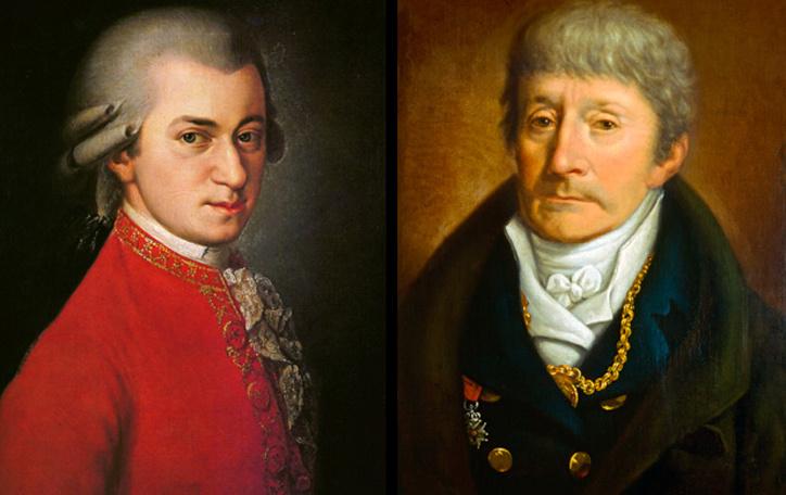 Mozart és Salieri