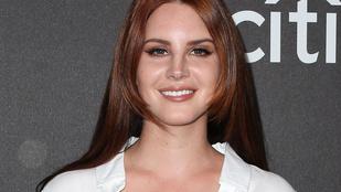 Bebizonyítjuk, hogy Lana Del Rey is tud mosolyogni