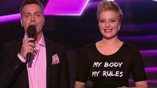 Tatár Csilla: Az én testem, az én szabályaim