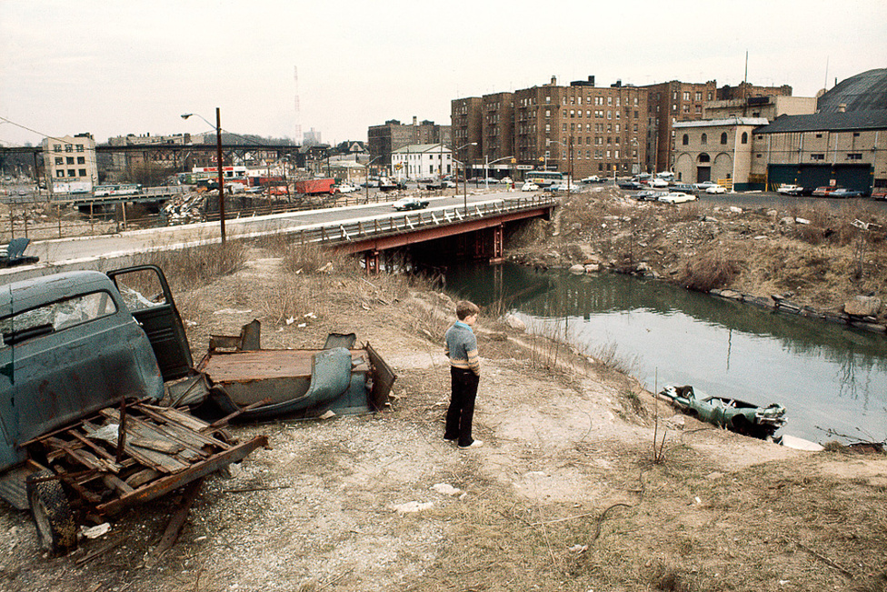 A Bronx folyó