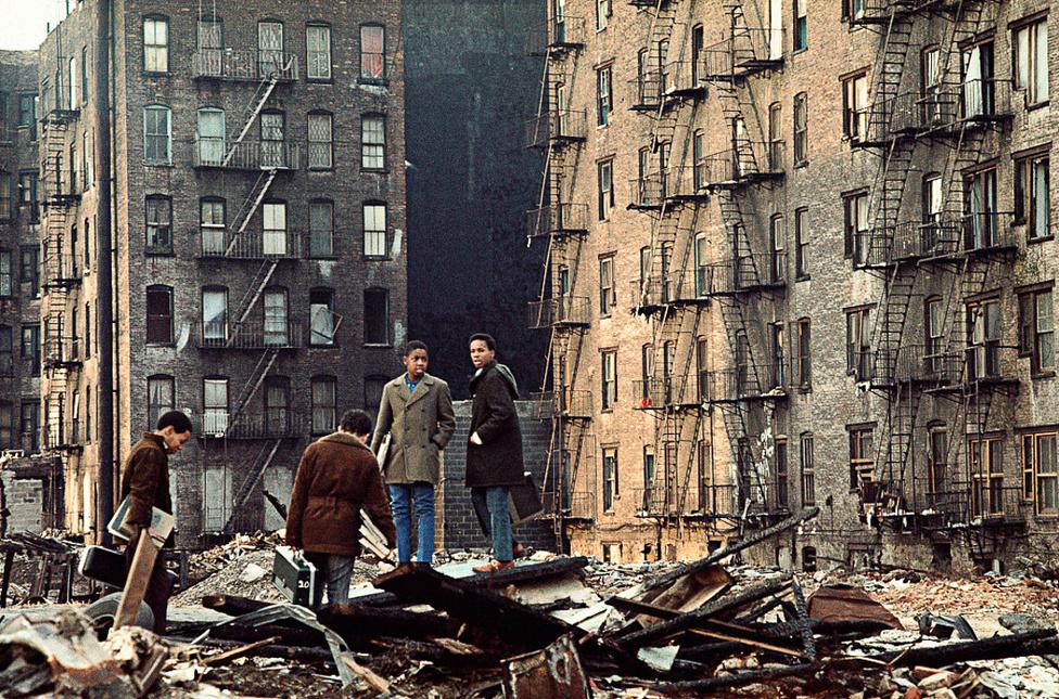 5. sugárút és a 110. utca kereszteződése, Kelet Harlem