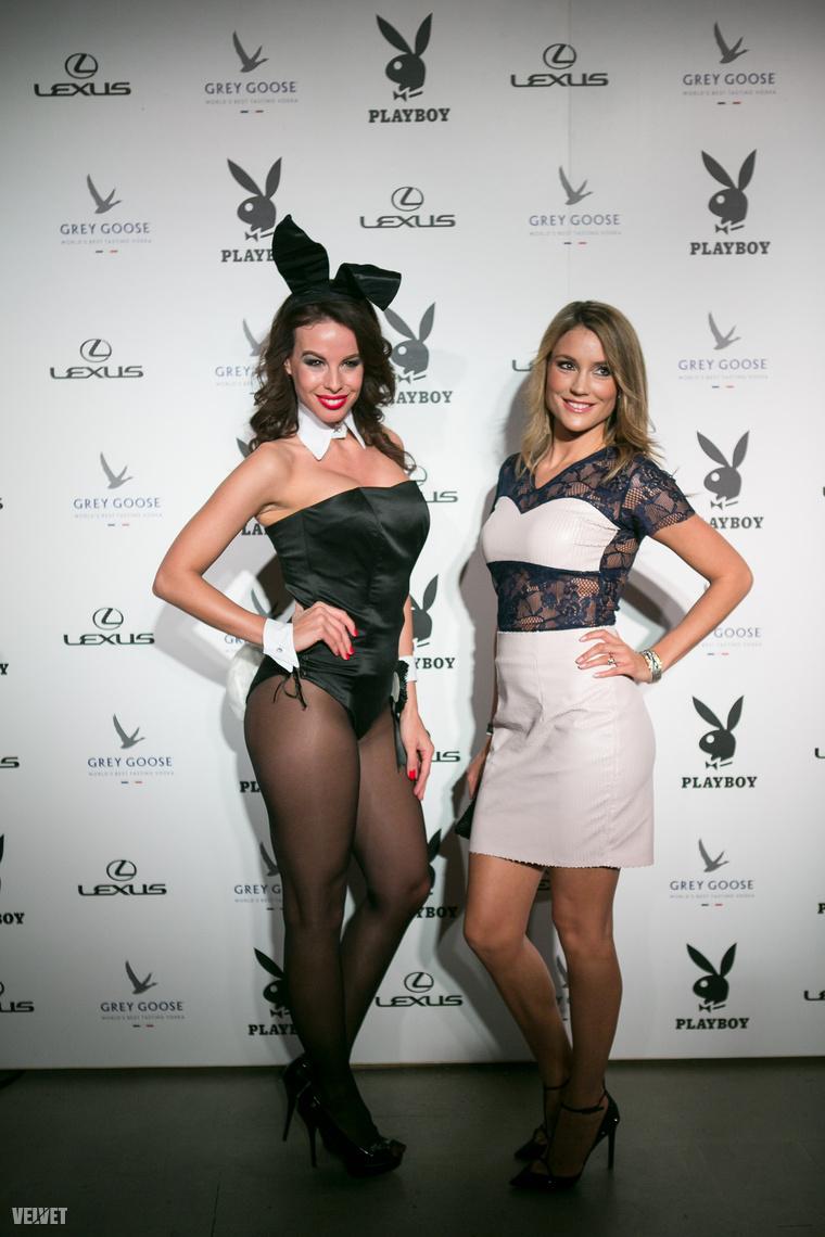 Som-Balogh Edinát egy Playboy-rendezvényen láttuk először saját tervezésű modellben