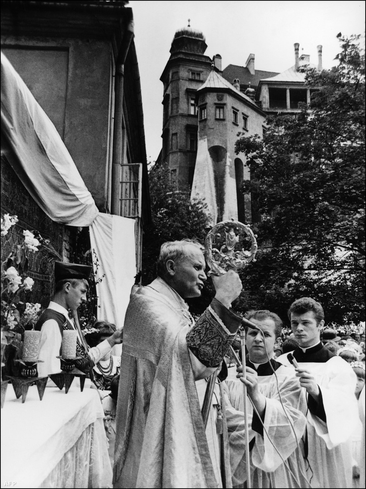 Karol Josef Wojtyla, Krakkó érseke 1978-ban