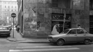 Ezek lehettek az első budapesti graffitik