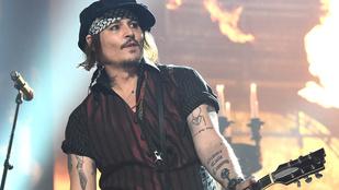 Megvan, miért nézett ki gyatrán Johnny Depp mostanában