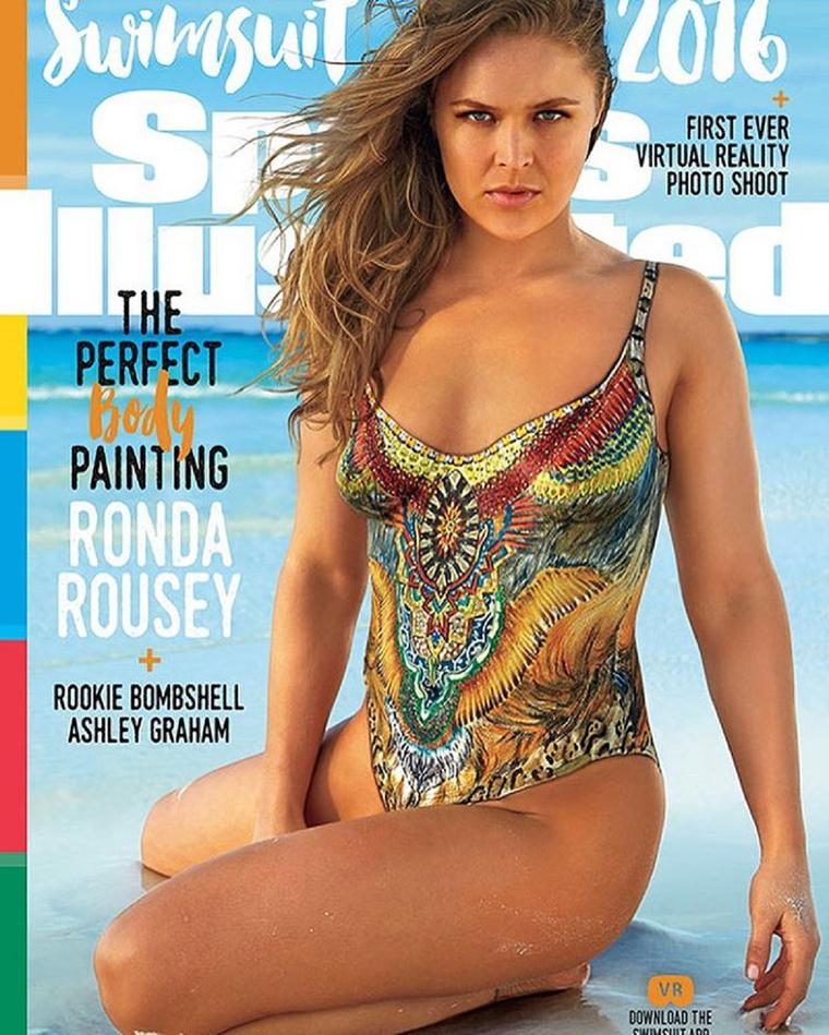 Ronda Rousey-é a főszerep.