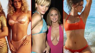 Ennyit változtak a Sports Illustrated női az elmúlt 20 évben