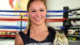 Öngyilkosságot fontolgatott Ronda Rousey