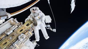 Lehetőleg ne adjon pénzt az űrben rekedt nigériai asztronautának