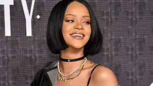 Rihanna mégiscsak balhézott, és nem is beteg