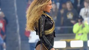 Szánalmasan létszámhiányos volt a Beyoncé-ellenes tüntetés