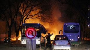 28 halottja van az ankarai terrortámadásnak