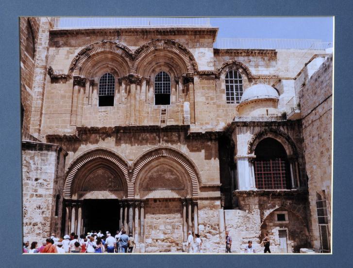 Mezey Béla - Izrael