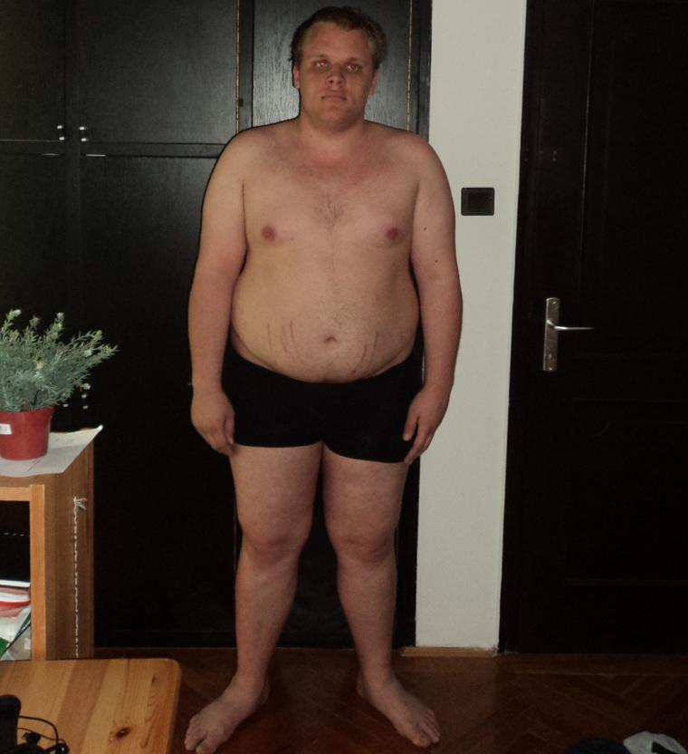 Őrfalvy Gusztáv azt mondja, nincs róla túl sok régi kép, mert direkt nem hagyta, hogy fényképezzék