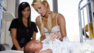 Ennyit változott Paris Hilton tíz év alatt