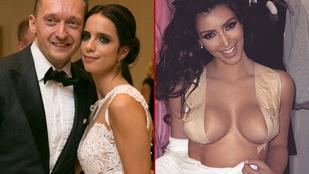 A hét képei közt Rogán Cecília többször szerepel, mint Kardashian