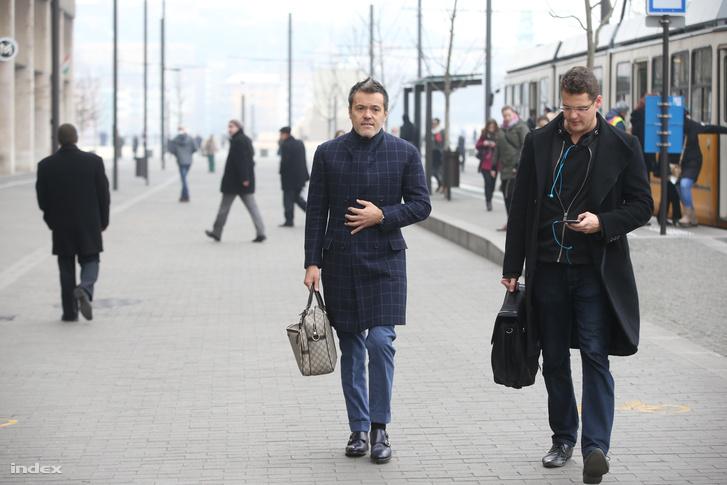 Habony Árpád és a Gucci táska