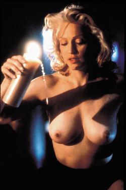 Madonna és a Tanú teste