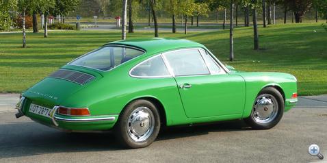 "Butzi Porsche Ferdinand ""Ferry"" Porsche fia volt"