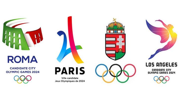 A SkySportson megjelent kép alapján terjedt el, hogy ez lesz az olimpiai logó