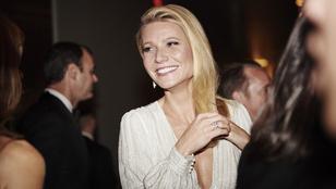 Így még egészen biztosan nem látta Gwyneth Paltrow-t