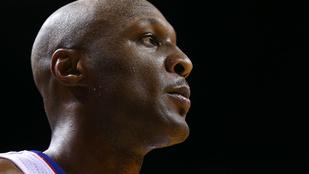 Lamar Odom szépen halad a rehabilitációval