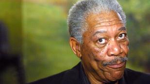 Morgan Freeman sem tud bármit kommentálni