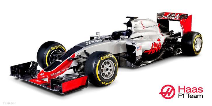 Haas-Ferrari VF16