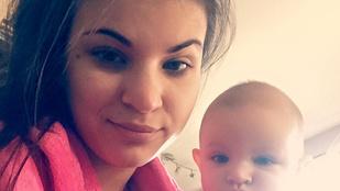 Nádai Anikó megmutatta karikás szemeit és felpuffadt arcát
